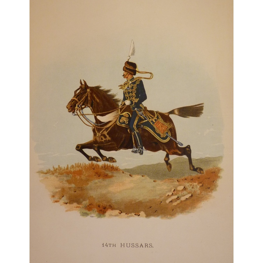 14th hussars | Storey's