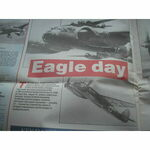 ORIGINAL Western Daily Press magazine from their 15th Sept., 2000 Newspaper  - FIGHT OF THE FEW, ...