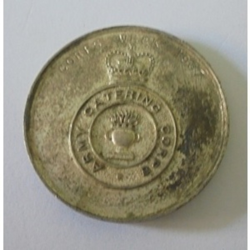 Army Catering Corps Swimming . | Wellington Auctions