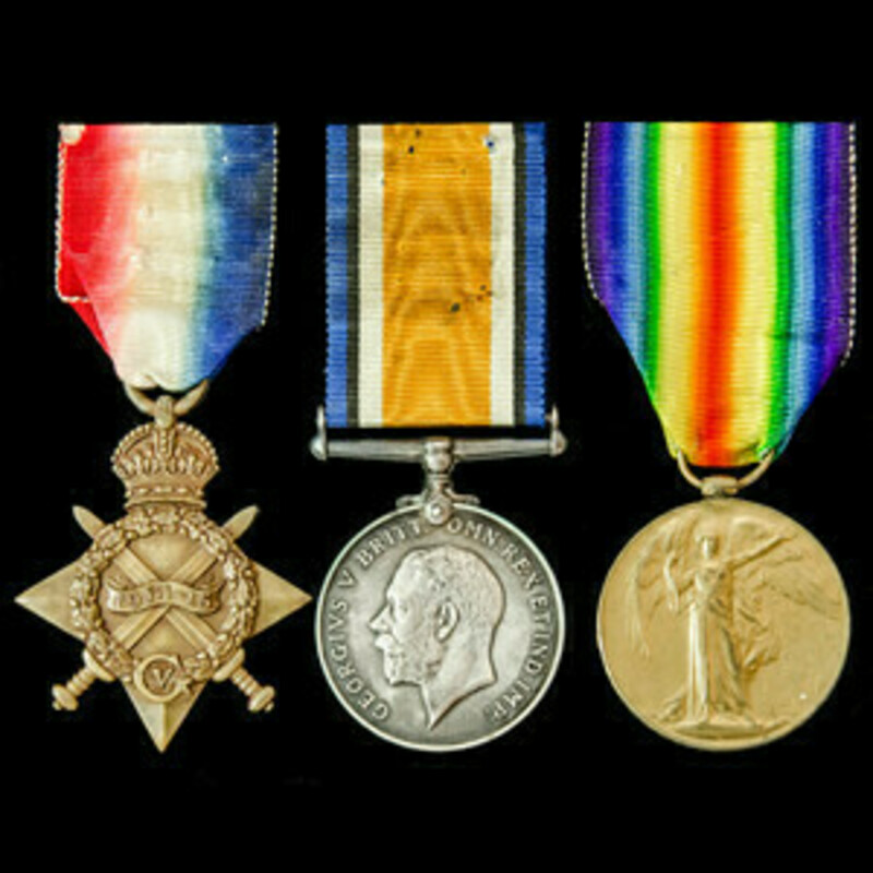 Great War Fourth Battle of Yp. | Wellington Auctions