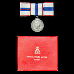 Jubilee Medal 1977, mounted o. | Wellington Auctions