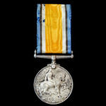 British War Medal named to G-37775 Private G.R. Marchant, The Queen's Regiment. Jesse Rowland Mar...