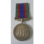 Canadian Overseas Service Medal 1939-45, no clasp. Good very fine