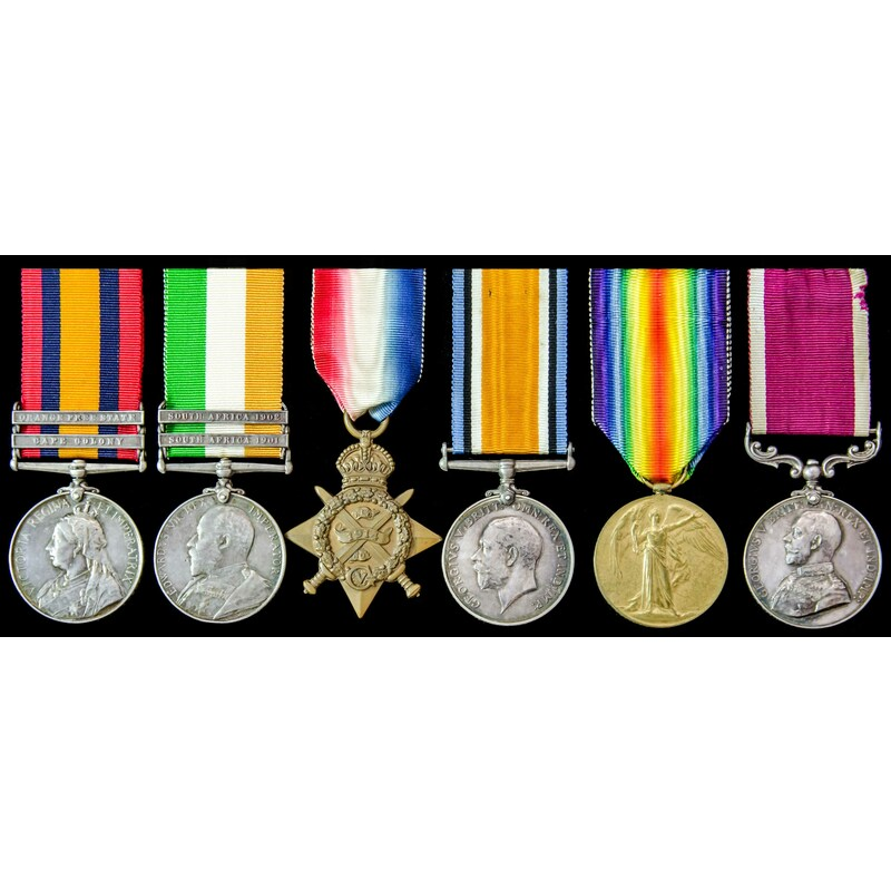 South Africa Boer War, Great . | Wellington Auctions