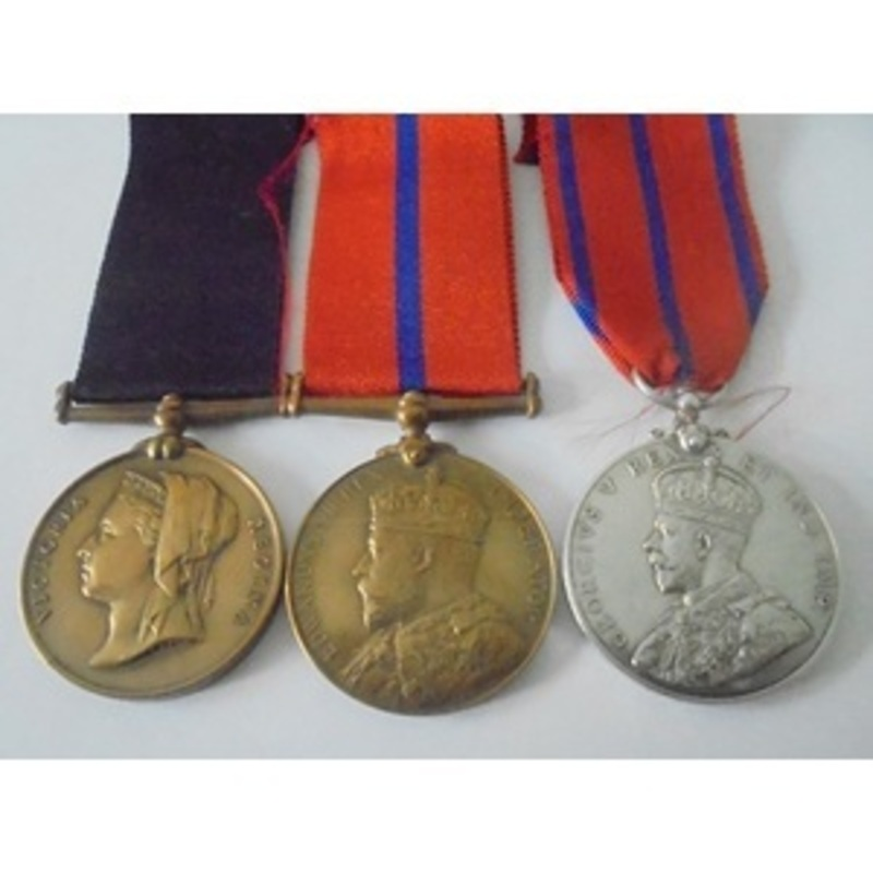 A Jubilee and Coronation Trio. | Wellington Auctions