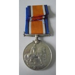 British War Medal officially renamed to Lieutenant Colonel P.C.W. Goodwyn. Percy Charles Wildman ...