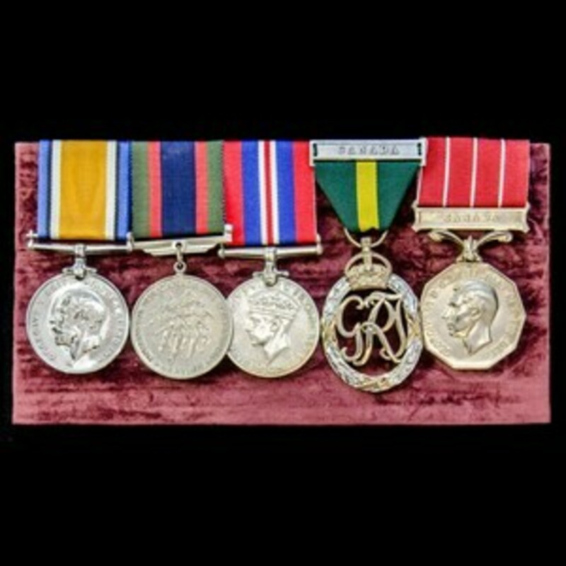 A fine Great War and Second W. | Wellington Auctions