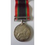Khedives Sudan Medal 1910, clasp Atwot, with Arabic script naming. Nearly extremely fine