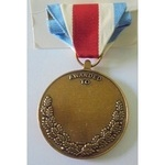 USA. State of Illinois Long and Honourable Service Medal.