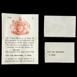 India April 1939 Casualty Gen. | Wellington Auctions
