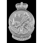 Great War ANZAC First Day Gallipoli Lander, 26th April 1915 Anzac Cove Casualty, and Lone Pine 8t...
