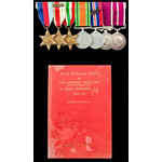 The very fine Second World War North Africa 1st Army and Italian Campaign Mention in Despatches, ...