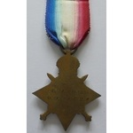 1914-15 Star named 3694 PTE T. WILSON. D. OF LANC.O.Y. Duke of Lancaster's Own Yeomanry. Later re...