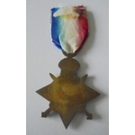 1914 Star named to 1352 Private A. Langley, Royal Warwickshire Regiment (REPLACEMENT). Entitled t...