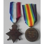 Private W.W. Cooley, Army Ordnance Corps. 1914-15 Star and Victory Medal both named to 06181 Priv...