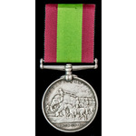 Afghanistan Medal 1878-1880, no clasp; (875. PTE: JON. FALLOW. 63RD: REGT.)