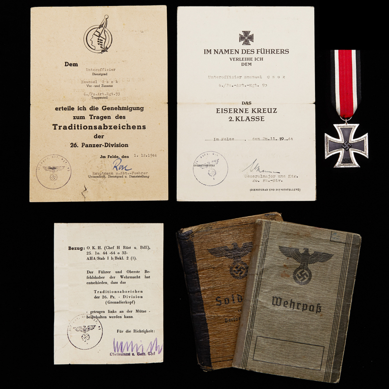 Germany - Third Reich: An ext. | Wellington Auctions