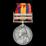The interesting South Africa Boer War and related prize medals group awarded to the Reverend F.W....