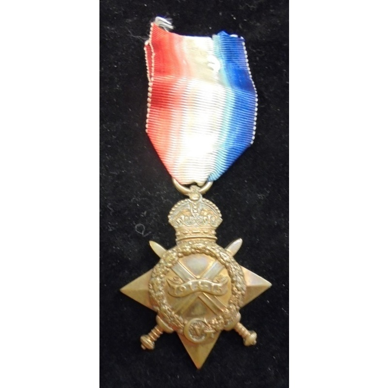 1914-15 Star named (35230 PTE. | Wellington Auctions