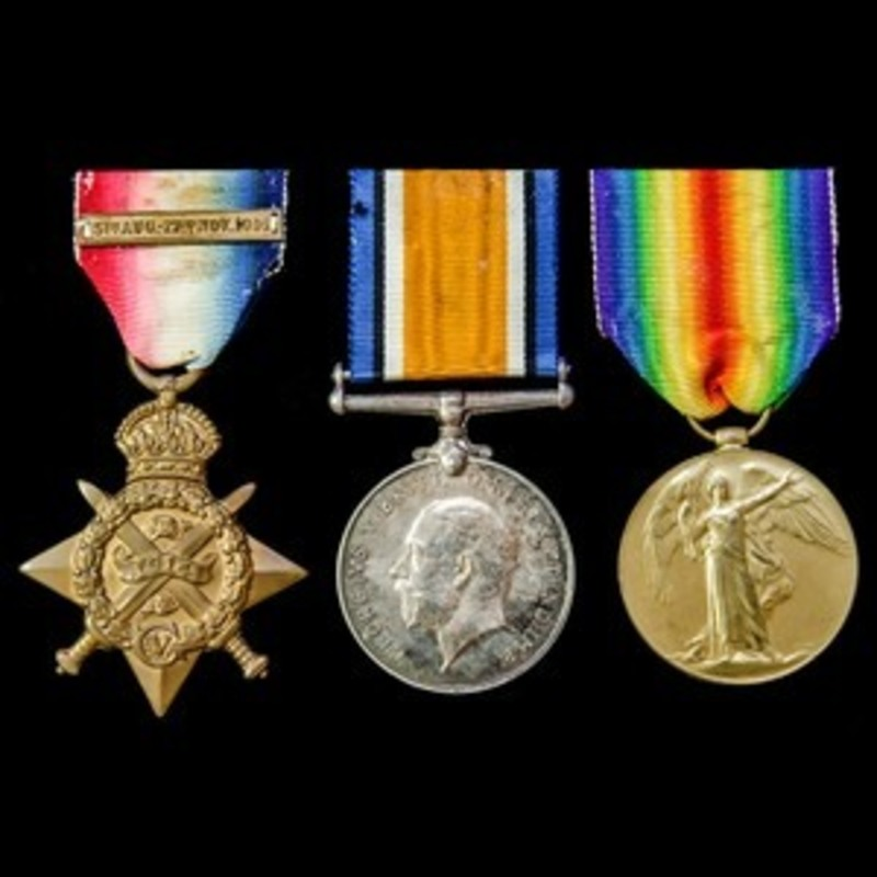 A Great War 22nd October 1914. | Wellington Auctions