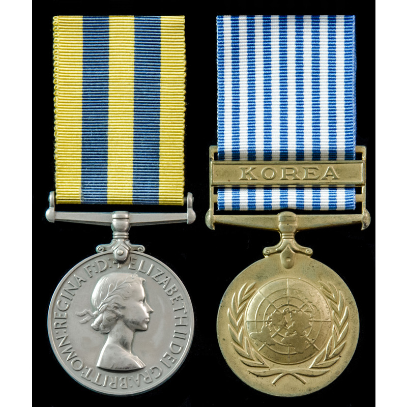 Korea Pair to French, 5th Dra. | Wellington Auctions