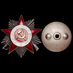 Russia – Soviet: A Scarce confirmed NKVD related Order of the Patriotic War 2nd Class to Pavel Ni...