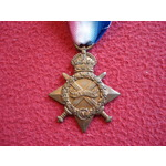 1914-15 Star named to 11-1360 Private W.T. Wales, East Yorkshire Regiment. Served with the 11th (...