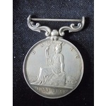 Baltic Medal, privately engraved naming (ALLEN MITCHELL)