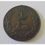 Medallion. British Army in Egypt.