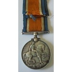 British War Medal named to 91902 Private 1st Class E. Forbes, Royal Air Force. Born 1885 and mayb...