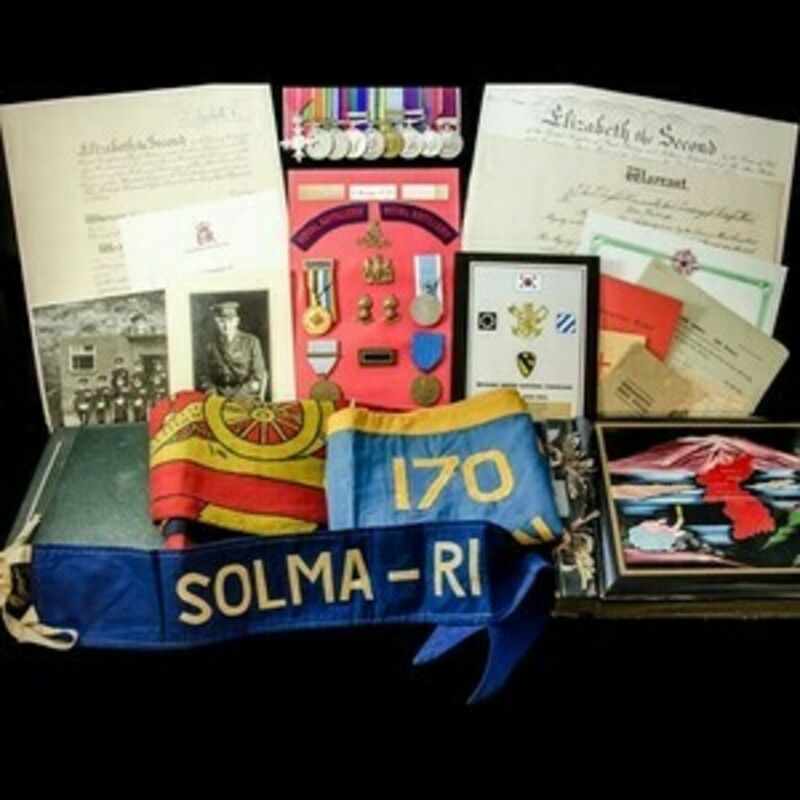 The historically important an. | Wellington Auctions