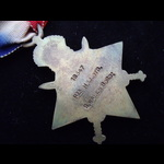 1914/15 STAR to 18347 PTE Hubert LLOYD 7th SOUTH  WALES BORDERERS.  To France 5/9/15 & was entitl...