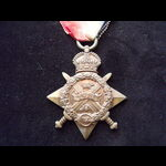 1914 STAR to 193 PTE William OWEN 2nd KING'S ROYAL RIFLE CORPS who was KIA F&F 17/9/14 on the Che...