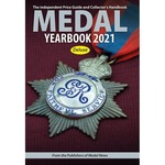 MEDAL YEARBOOK 2021 - New Del. | Great War Medals