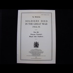 SDGW Part 68: Princess Victoria's (Royal Irish Fusiliers)  - Post Free in the UK
