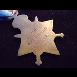 1914 STAR to 9437 CPL Harry BROMFIELD 1st L.N.LAN.R. who served in France from 12/8/14 & was prom...
