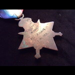 1914 STAR to 3-9682 PTE Ivor Frederick ELLIS 2/WILTS.R. To France 7/10/14 & qualified for the Aug...