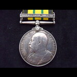 EviiR AGS MEDAL Clasp 'SOMALI. | Great War Medals