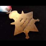 1914 STAR to 12051 PTE George HALES 2nd NOTTS & DERBY REGT. To France 8/9/14 with the 2nd 'Sherwo...