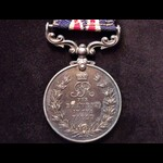 25th Division GvR MILITARY MEDAL to 16308 SJT Robert Edward GRIFFITHS 2/S.LAN.R. awarded for his ...