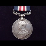 GvR MILITARY MEDAL to 201531 L.CPL Henry ARMSTRONG 3/CAN.INF. With full MM Citation for his brave...