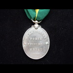 EviiR TFEM to 58 PTE J.POTTER 6th NOTTS & DERBY.REGT - award announced in Army Orders of October ...