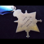 1914/15 TRIO & GvR IGS MEDAL with 1 Clasp 'AFGANISTAN N.W.FRONTIER 1919' to 4-2197 PTE Charles Al...