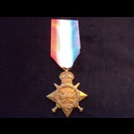 1914/15 STAR to 15792 PTE John MORRISON 1st DEVONSHIRE REGT. Served in France from 19/5/15 & late...