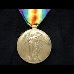 CADAGAN FAMILY MEDALS: 1914 S.   Great War Medals