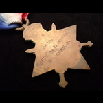 1914/15 STAR to 3416 PTE Harry Ernest WEBBER 4th ROYAL BERKSHIRE REGT from Salisbury. Went to Fra...