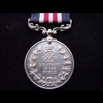 GvR MILITARY MEDAL to 8470 L.CPL Walter McLEOD 2nd SOUTH LANCASHIRE REGT. To France 14/8/14 & was...