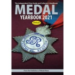MEDAL YEARBOOK 2021 - New Deluxe Hardcover Edition