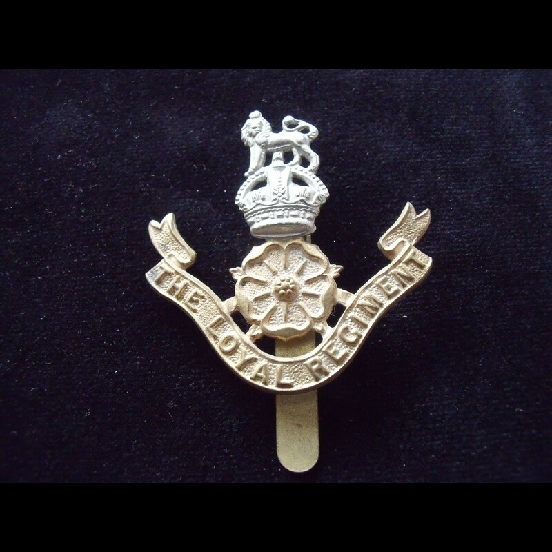 Original King's Crown 'THE LO. | Great War Medals