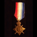 1914/15 STAR to 8854 PTE Erne. | Great War Medals
